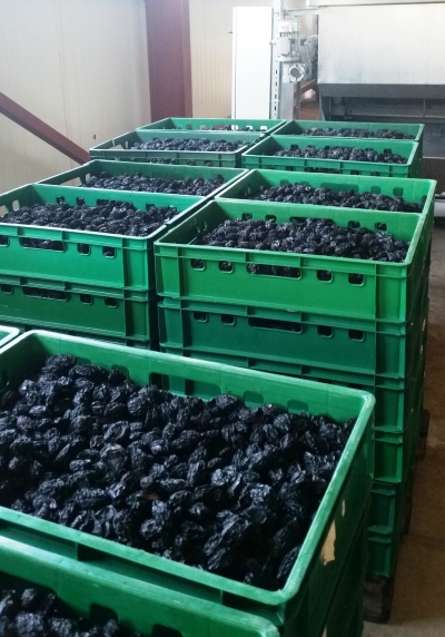 natural dried plums